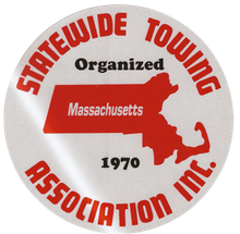 Statewide Towing Association logo